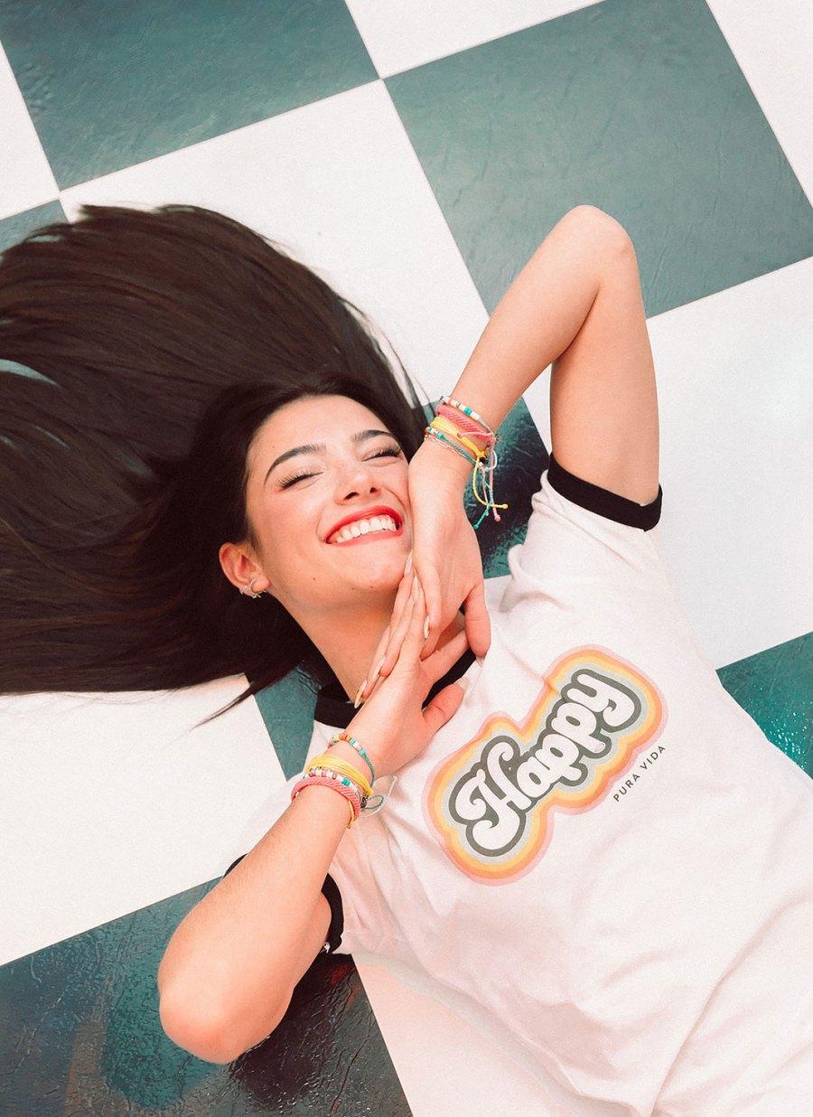 Charli D'Amelio Launches Bracelet Collab With Pura Vida: Pics