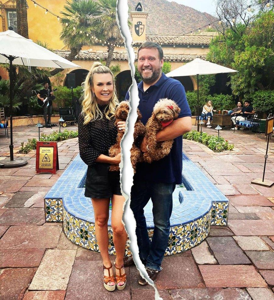 Tinsley Mortimer and Scott Kluth Split, End Engagement 1 Year After She Left 'RHONY' for Him