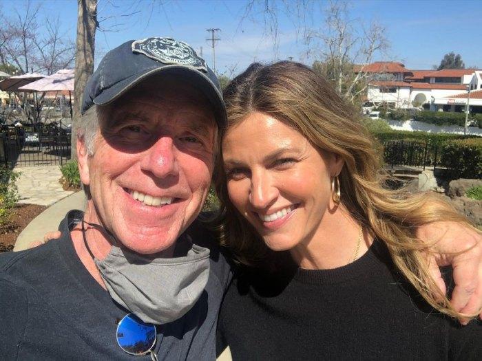 Tom Bergeron y Erin Andrews se reúnen para un cóctel 8 meses después de los despidos de DWTS