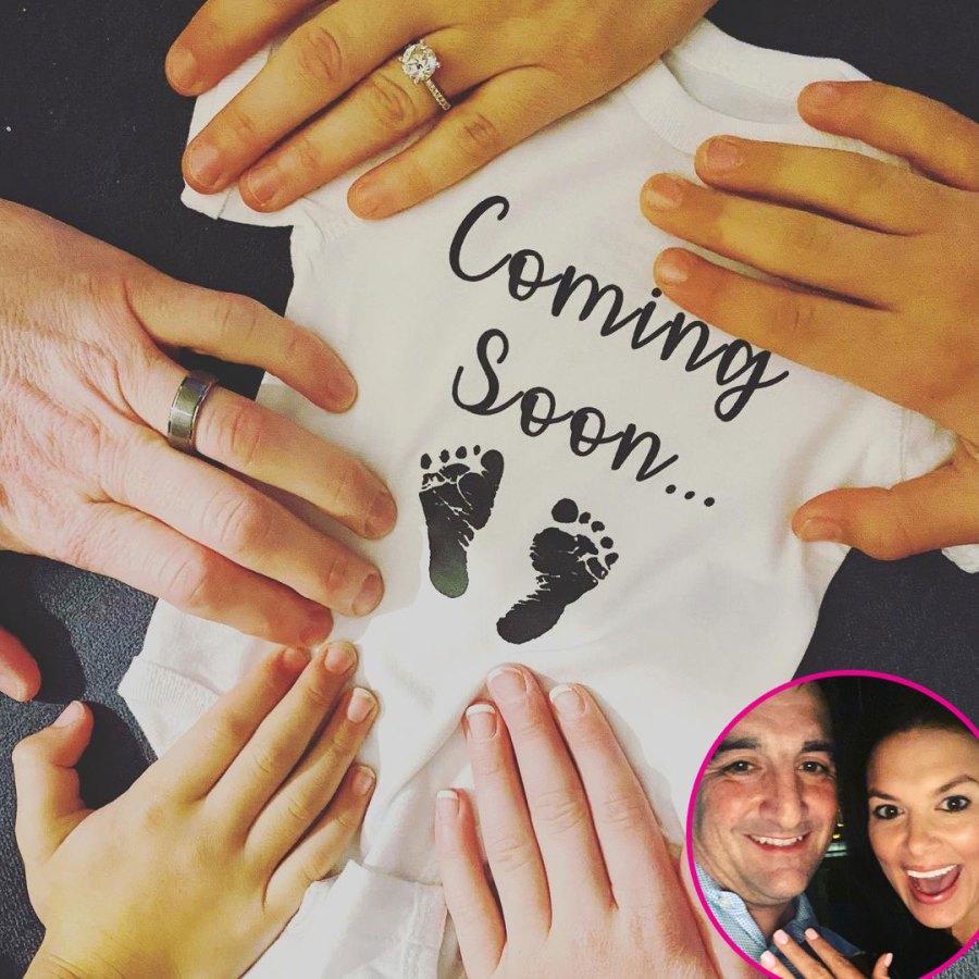 Tori Hall and Dusty Gwinn Pregnancy Announcement