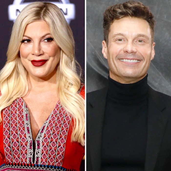 Tori Spelling Should've Slept With Ryan Seacrest When He Was on 90210 1