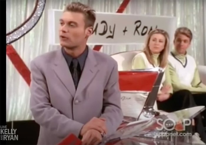 Tori Spelling Should've Slept With Ryan Seacrest When He Was on 90210
