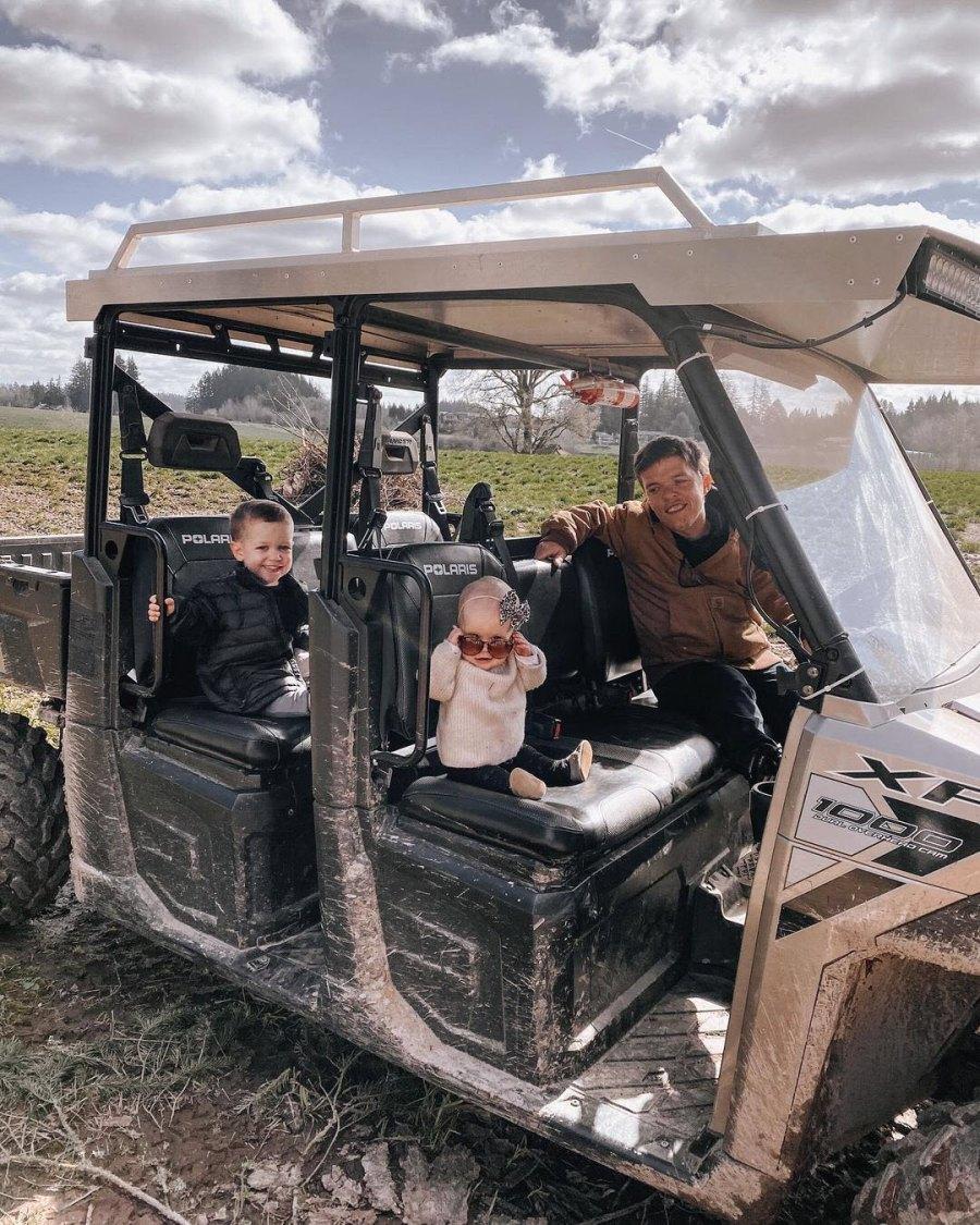 Tori Roloff Zach Roloff Best Pics With Son Jackson Daughter Lilah Wild Ride Farm Fun