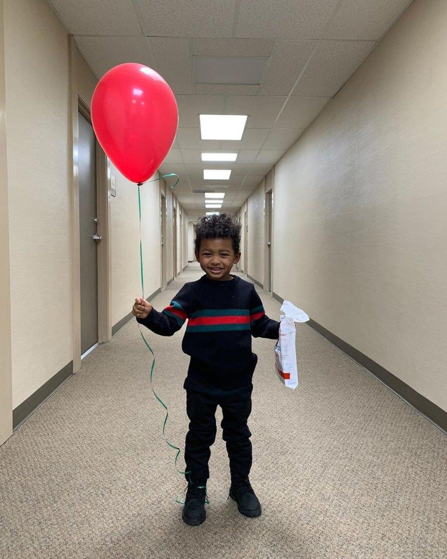December 2019 Tristan Thompson Jordan Craig Son Prince Photo Album