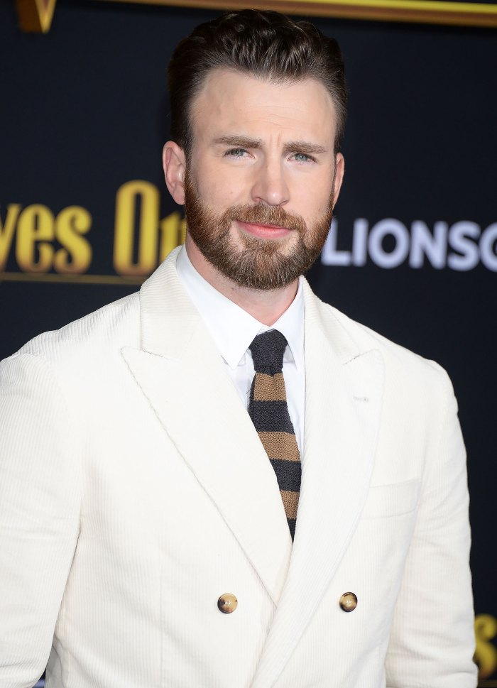 Twitter Just Realized Chris Evans Has Chest Tattoos and Can't Stop Thirsting Over Him