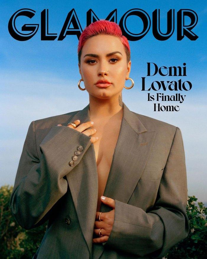 Por qué Demi Lovato quiere afeitarse todo el cabello