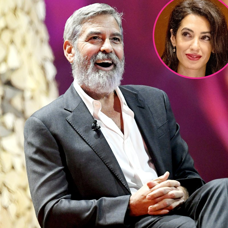 Everything We Know George and Amal Clooney Have Said About Parenthood Why-George-Clooney-Cant-Be-Left-Alone-With-His-3-Year-Old-Twins-slide