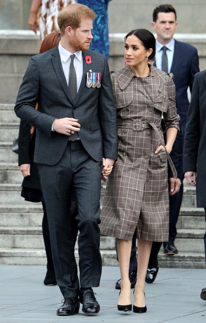 La amiga de la infancia de Meghan Markle estaba 'preocupada' por su matrimonio con el príncipe Harry: 'Van a ser tan malos con ella'