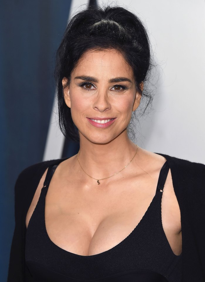 Why Sarah Silverman Is Embracing Her Hairy Arms: Watch