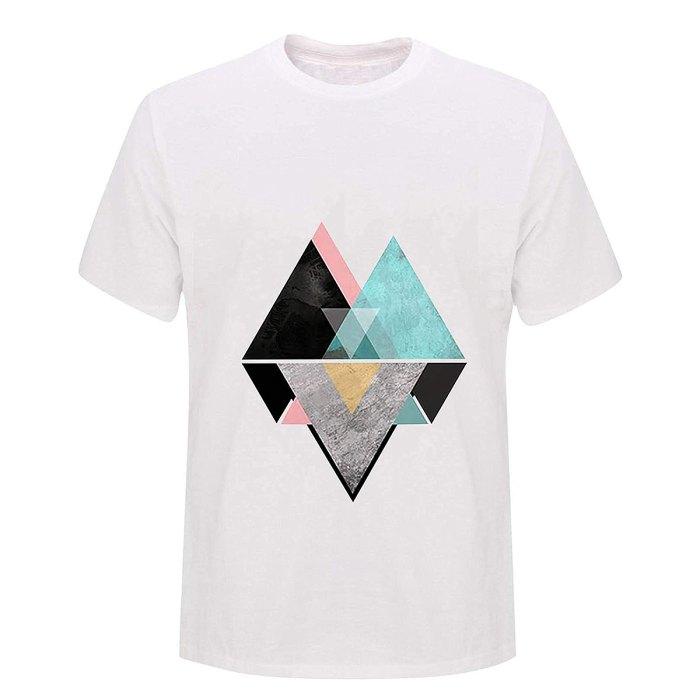 amazon-gráfico-camisetas-geométrico