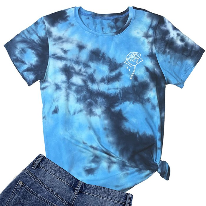 amazon-graphic-tees-tie-dye-rose