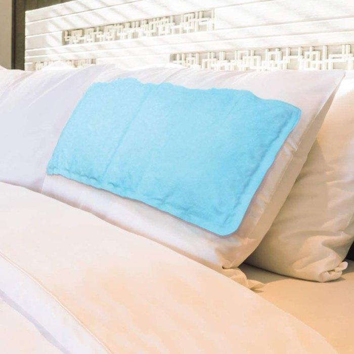 colchón-de-enfriamiento-amazon-almohada-inserto de gel