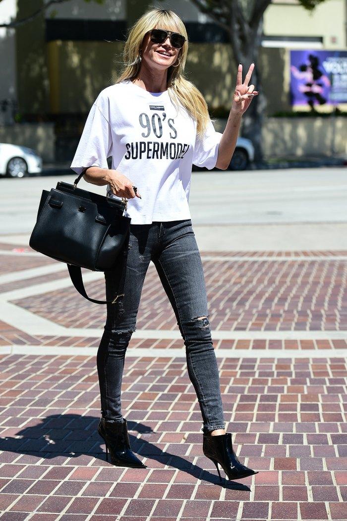 jeans rotos heidi-klum