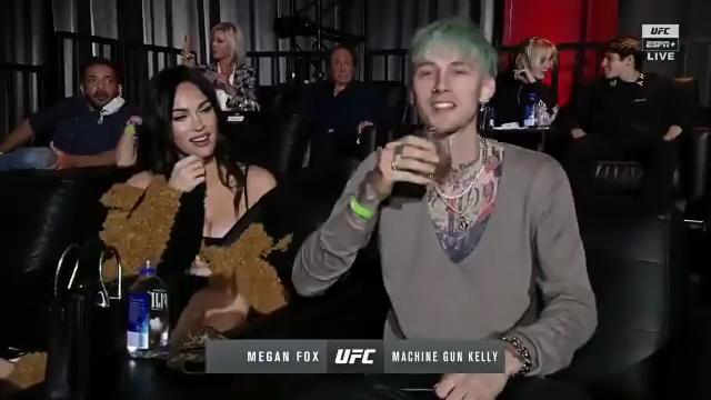 Megan Fox & Machine Gun Kelly Timeline