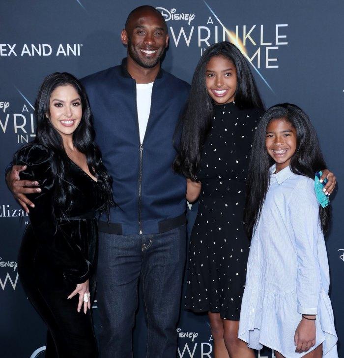 Vanessa Bryant se entusiasma con su hija Natalia mientras persigue el modelaje: Kobe Bryant 'sería tan feliz'