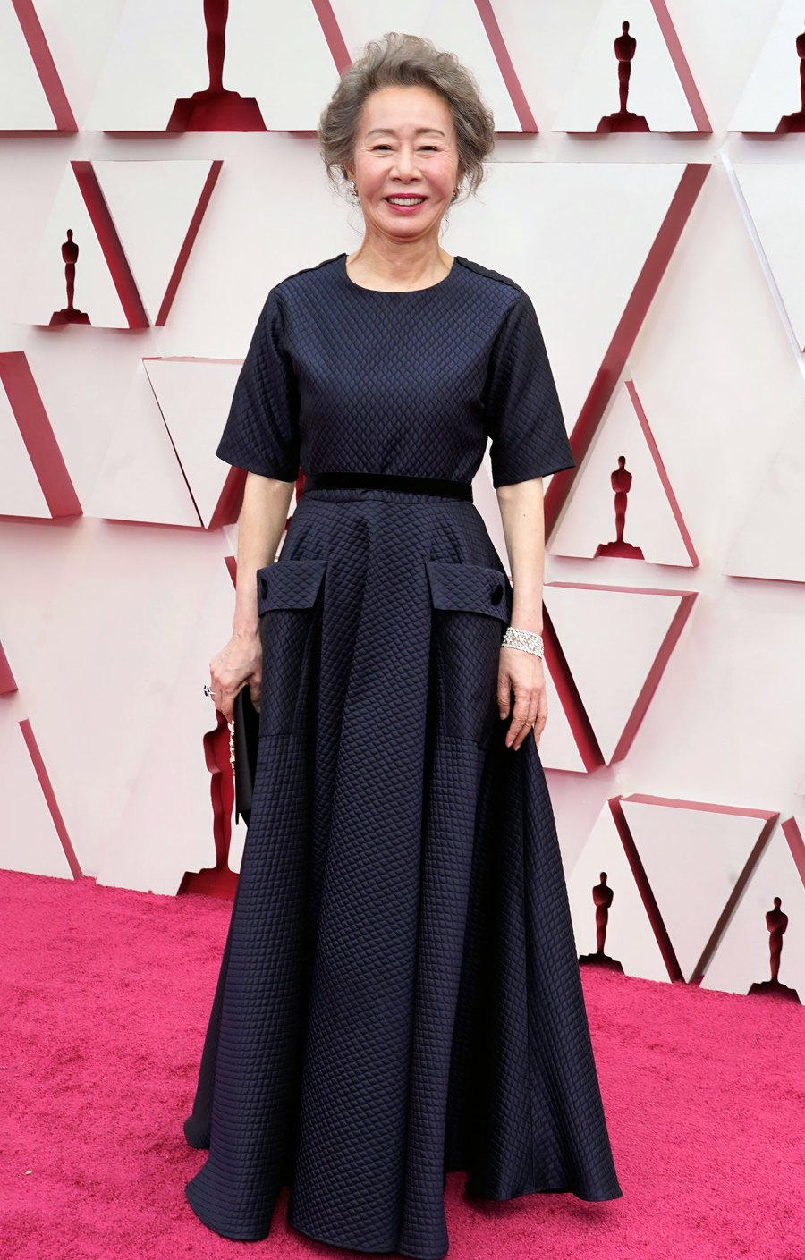2021 Oscars Red Carpet Arrivals