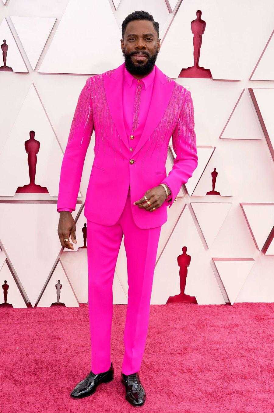 2021 Oscars Red Carpet Hottest Hunks