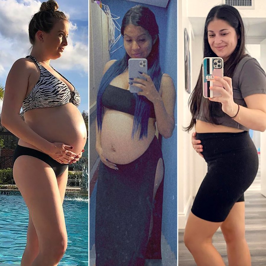 '90 Day Fiance' Baby Bumps: See the Reality Stars' Pregnancy Pics Over the Years