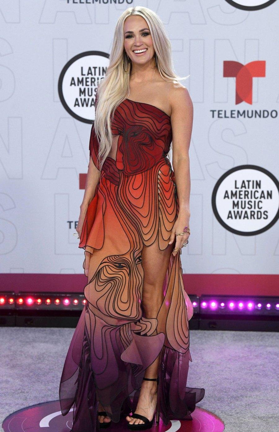Carrie Underwood April 15, 2021