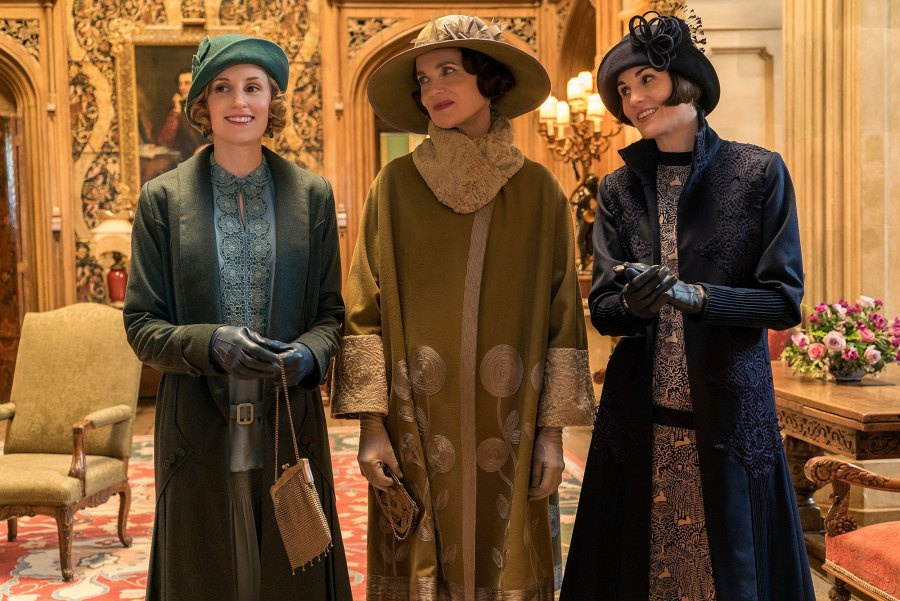 About Downton Abbey Returning for a Second Film