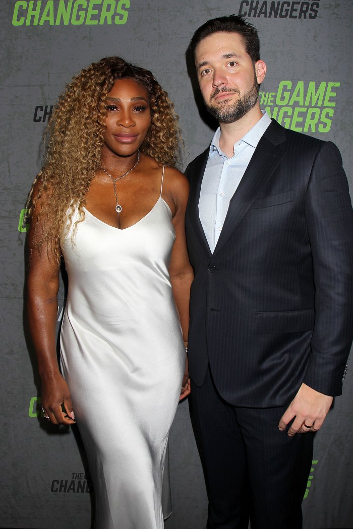 Alexis Ohanian Serena Williams Husband Forever
