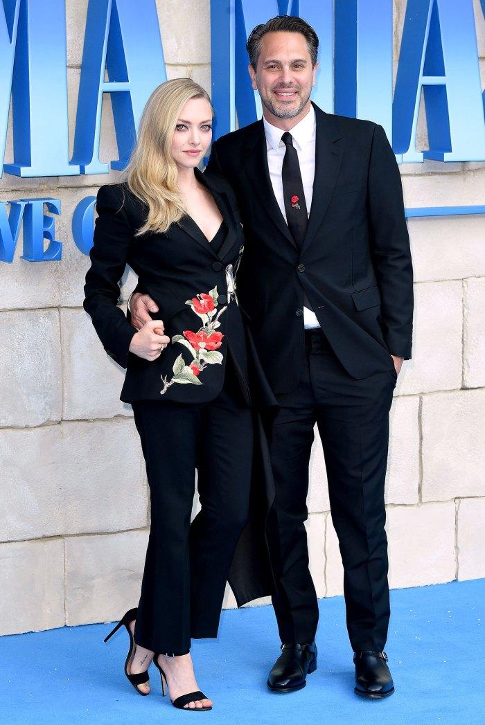 Amanda Seyfried y Thomas Sadoski no van a tener otro bebé