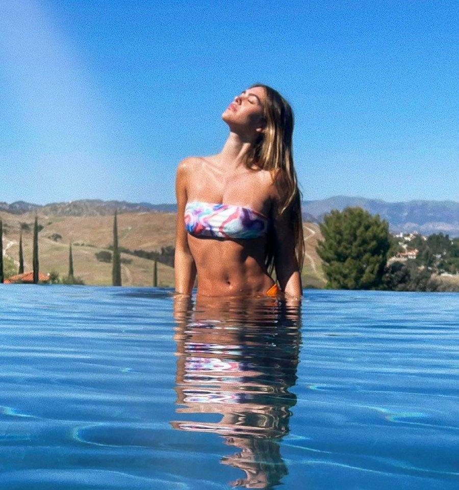 Amelia Hamlin Heats Things Up in $9 Teeny Bikini Amid Scott Disick Romance