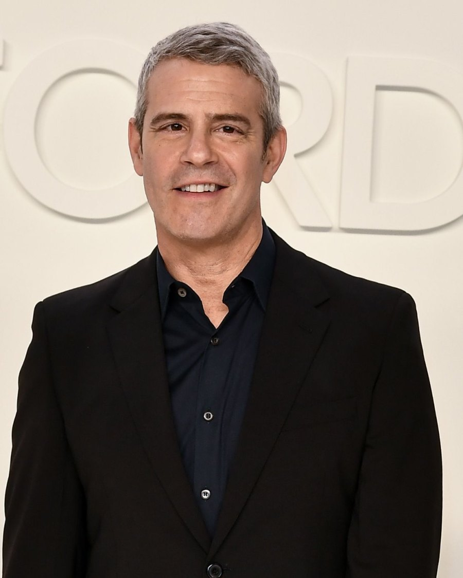 Andy Cohen Speaks Out About Jen Shah Scandal