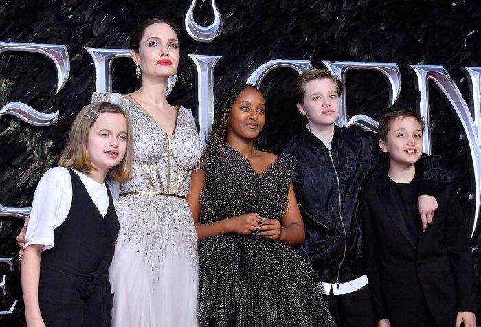 Angelina Jolie revela que la situación familiar ha afectado su carrera