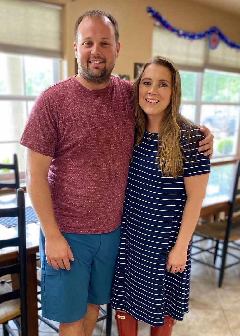 Anna Duggar Is Pregnant, Expecting 7th Child With Josh Duggar