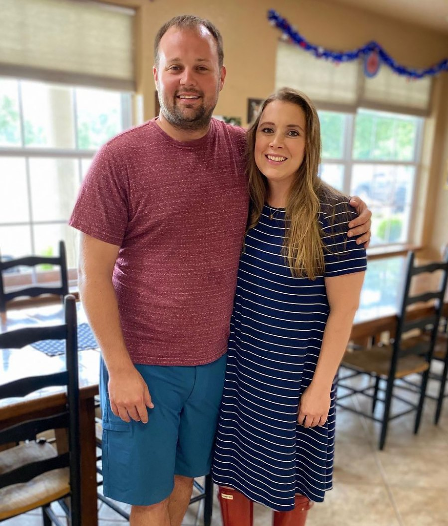 Anna and Josh Duggar's Relationship Timeline