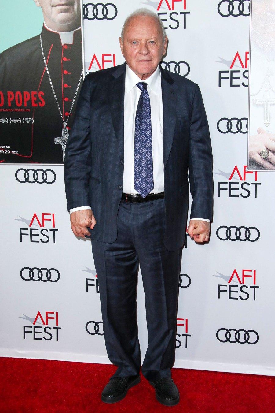 Anthony Hopkins Honors Chadwick Boseman in Delayed Oscars Speech 2