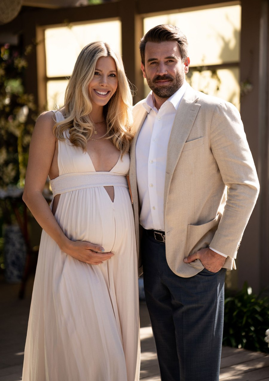Jason Wahler and Ashley Wahler's Baby Shower