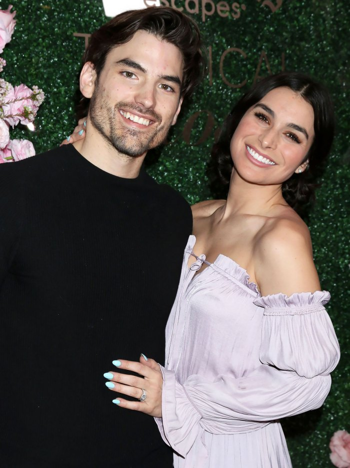 Ashley Iaconetti Revamped Jarod Haibon's Skincare Routine: 'Beauty Is Pain'
