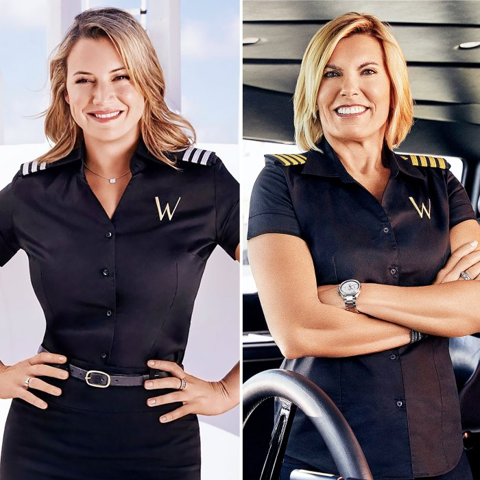 Below Deck Med Hannah Ferrier Captain Sandy Face Off Exit Drama