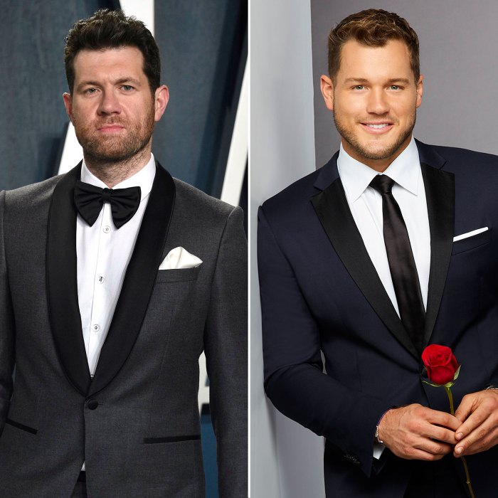 Billy Eichner envía amor a Colton Underwood Primer clip de soltero gay