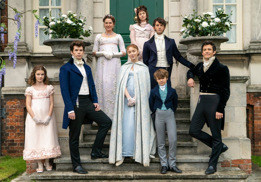 'Bridgerton' Cast: What They Look Like in Real Life