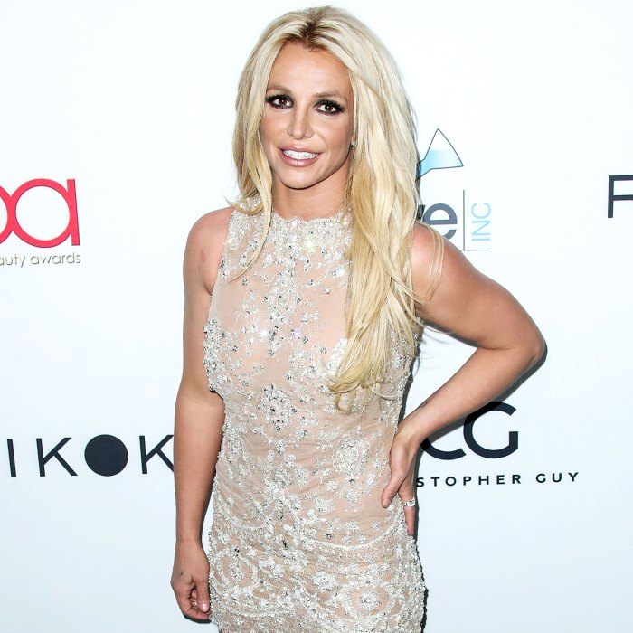 Britney Spears Is Flattered By Fans Concerned About Her