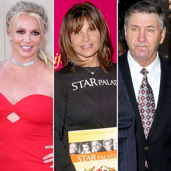 Britney Spears Mom Lynne Demands Some of Jamie Spears Attorney Fees Immediately Repaid