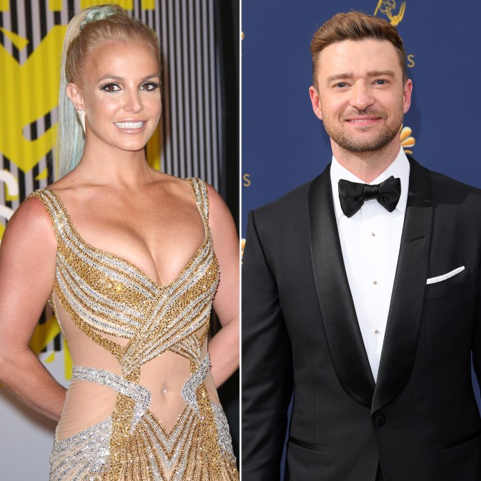 Britney Spears Shares Throwback Photo With Ex Justin Timberlake in Honor of Jamie Lynn Spears' Birthday