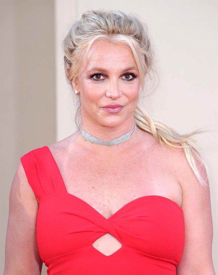 Britney Spears Wants Address Court Future Conservatorship Hearing