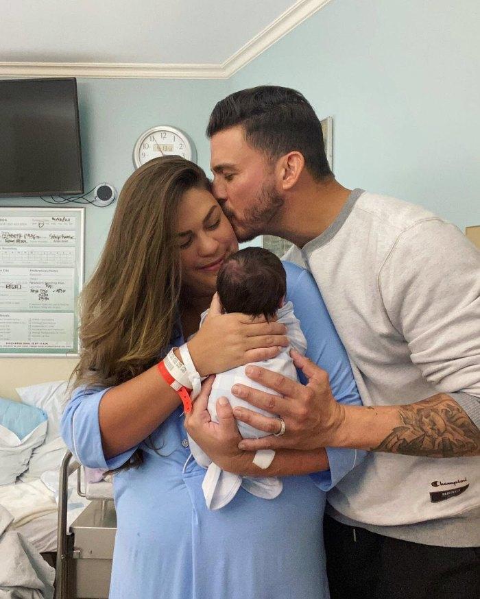 Brittany Cartwright Jax Taylor da la bienvenida a su primer hijo, Cruz Michael Cauchi