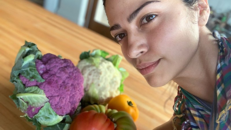 Camila Alves: A Day in My Life