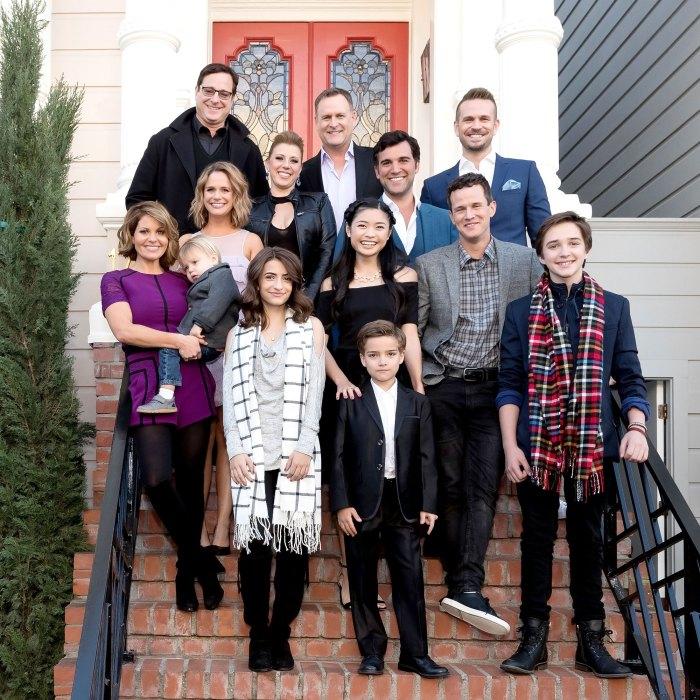 Candace Cameron Bure confirma que hay charlas grupales de Full House Fuller House