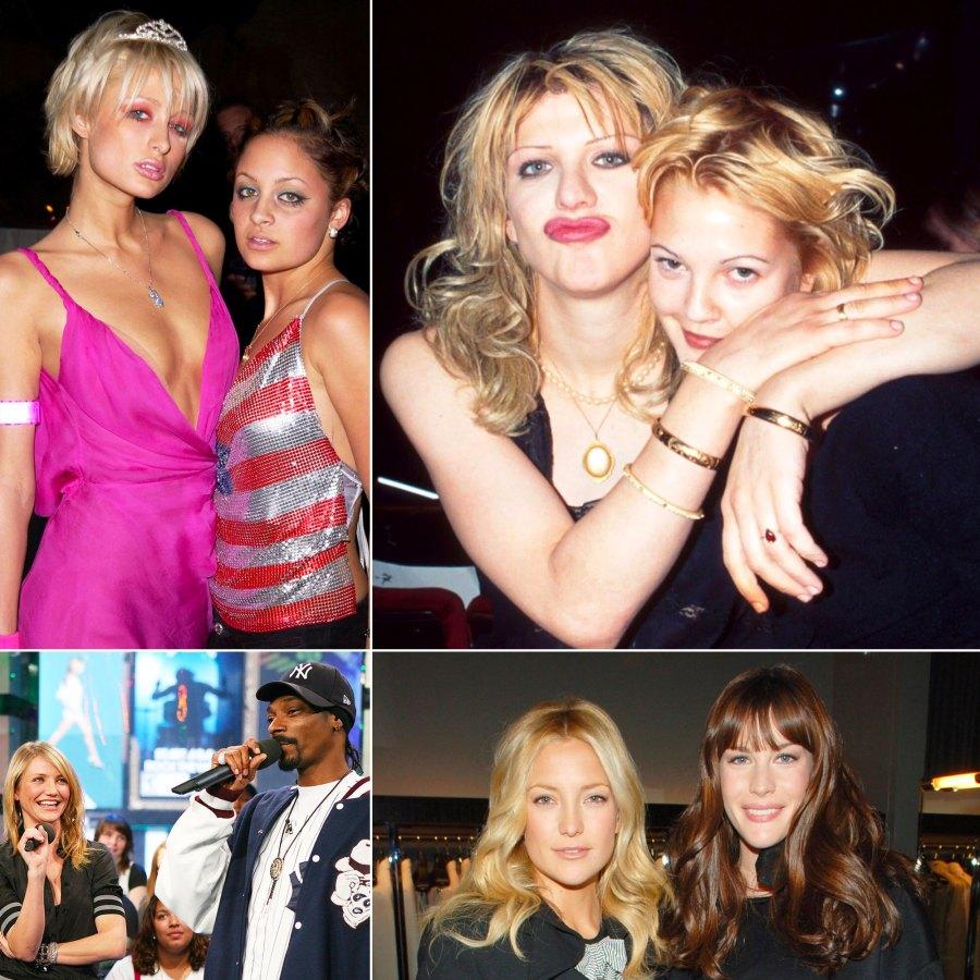 Celebrities Who Were Childhood Friends