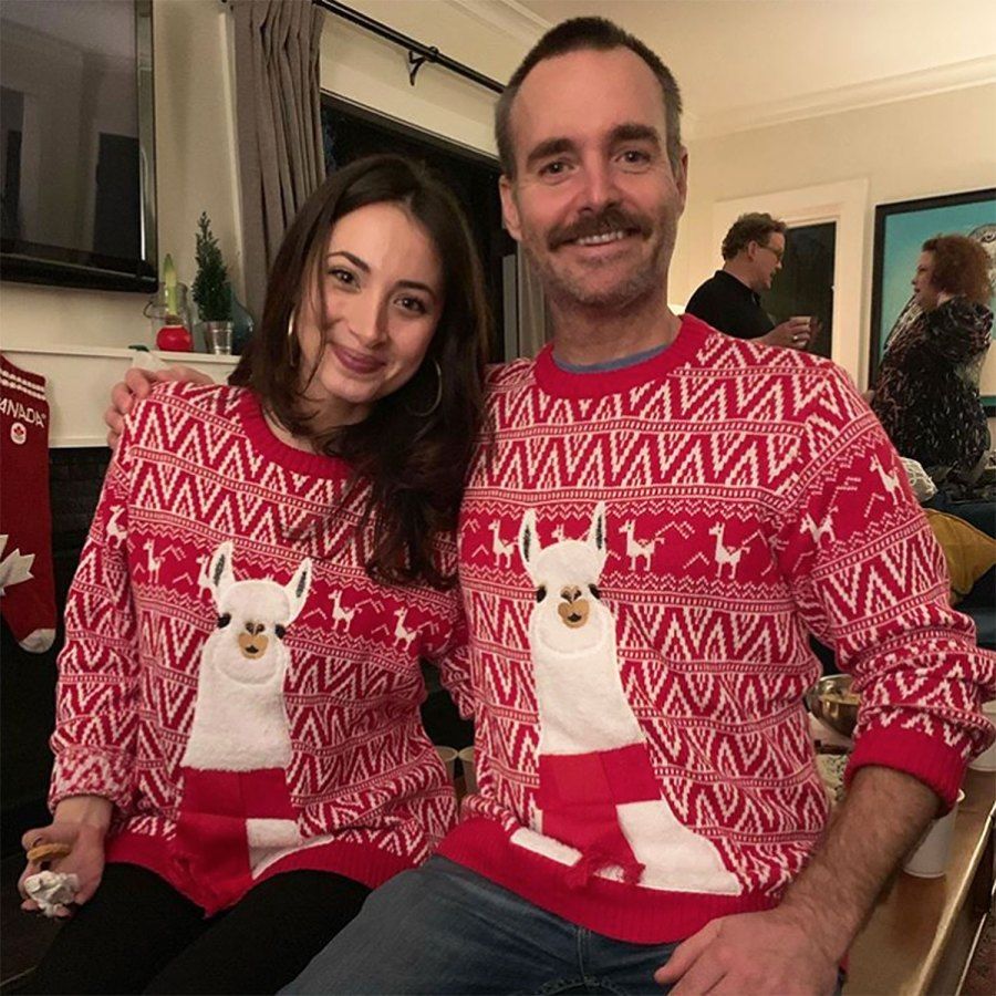 Celebrity Babies of 2021 - Will Forte and Olivia Modling