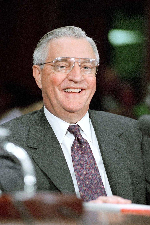 Celebrity Deaths in 2021 Walter Mondale