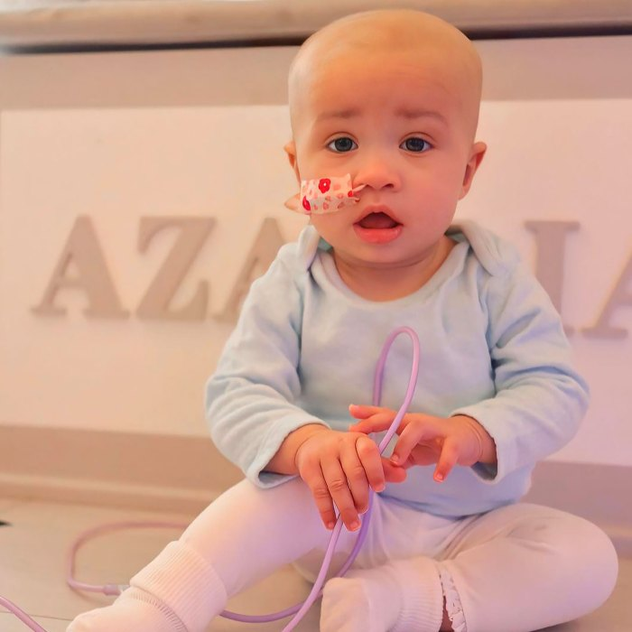 Challenge Star Ashley Cains Infant Daughter Dies After Battling Leukemia