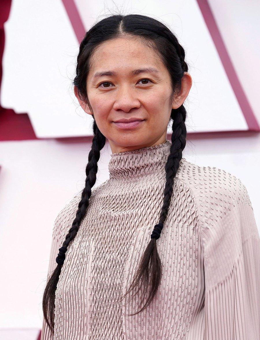 Chloe Zhao Oscars 2021 Best Beauty 02