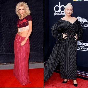 Christina Aguilera Shares How She Learned Start Appreciating Her Body